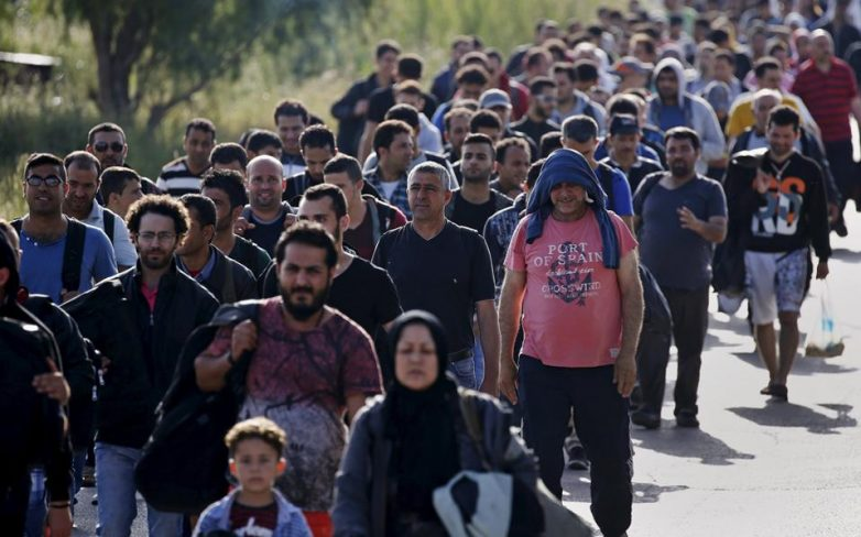 Κριτική Γκάμπριελ στην Βρετανία για την στάση της στο θέμα ασύλου