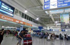 Άνοδο 6,7% στις αεροπορικές αφίξεις τουριστών το πρώτο εξάμηνο