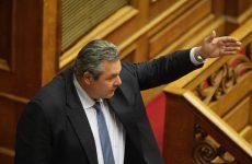 Καταγγελίες Καμμένου εναντίον της Κωνσταντοπούλου για τα εξοπλιστικά