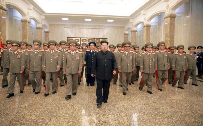 Εκτελέσεις αξιωματούχων στη Β. Κορέα