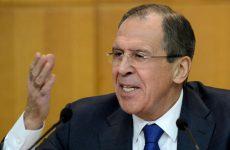 Λαβρόφ: Δεν χαιρόμαστε με την κρίση στην Ευρώπη