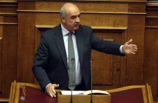 Μεϊμαράκης: Τρέχουν τις εκλογές γιατί φοβήθηκαν τη ΝΔ