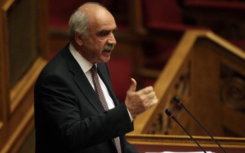 Μεϊμαράκης: Απέναντι σε οποιοδήποτε φόρο