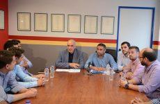 Η ανεργία των νέων στο επίκεντρο της συνεδρίασης της ΟΝΝΕΔ