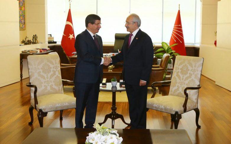 Ενόψει μεγάλου συνασπισμού στην Τουρκία