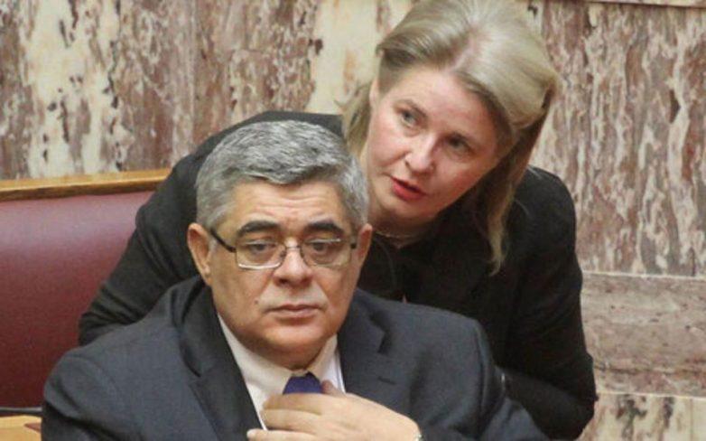 Βουλή: Αρση ασυλίας Μιχαλολιάκου εισηγήθηκε η Επιτροπή Δεοντολογίας