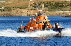Χιος: Σύγκρουση κρουαζιερόπλοιου με ναυαγοσωστικό του Λιμεναρχείου
