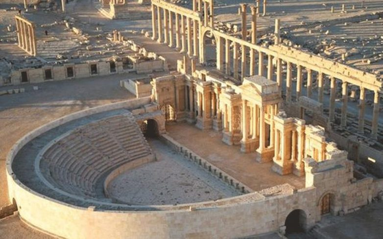 Το ISIS πουλά αρχαιότητες από κατεστραμμένους ναούς