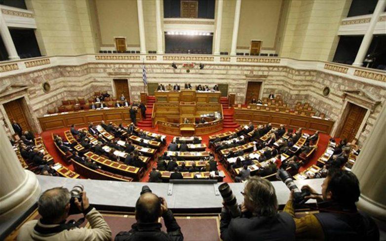 Υπερψηφίστηκαν τα προαπαιτούμενα – 36 διαρροές από ΣΥΡΙΖΑ