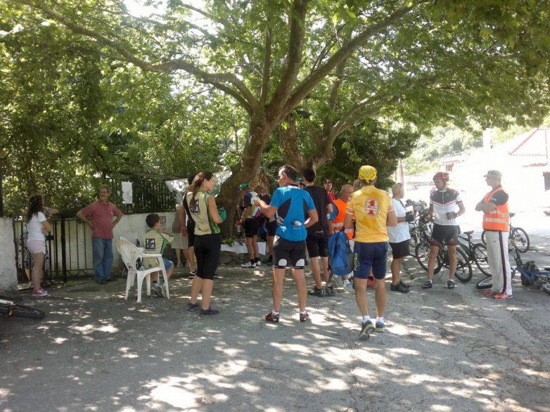Με επιτυχία ο 1ος Ποδηλατικός Γύρος Λίμνης Κάρλας
