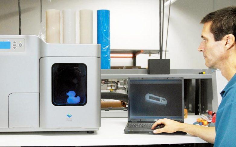 Ρομπότ προσομοιάζει σε άνθρωπο, βάσει τρισδιάστατης εκτύπωσης