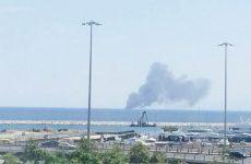 Πυρκαγιά σε μονάδα ανακύκλωσης στην Α' ΒΙ.ΠΕ. Βόλου