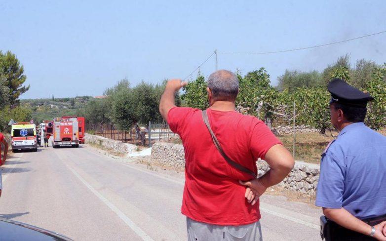 Επτά νεκροί από έκρηξη σε εργοστάσιο βεγγαλικών στην Ιταλία