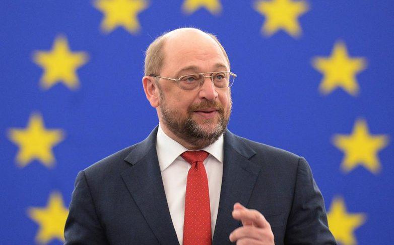 Σουλτς: Η Ε.Ε. κινδυνεύει να διαλυθεί