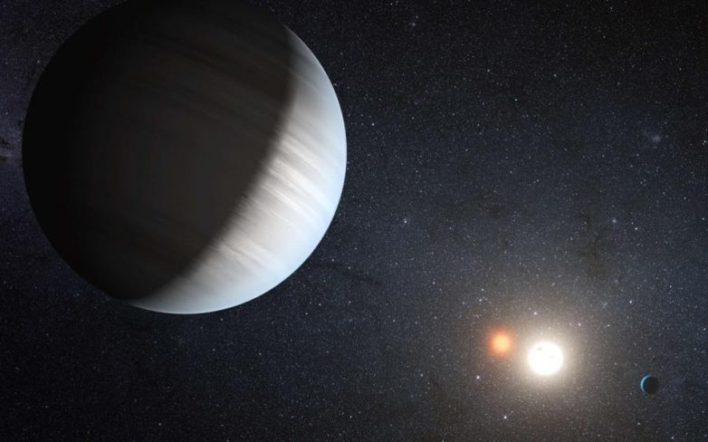 Ουράνιο «πεντάδυμο» αστέρων εντόπισαν Βρετανοί