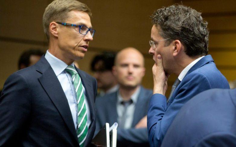 Τι κρύβει η στάση της Φινλανδίας στο Eurogroup
