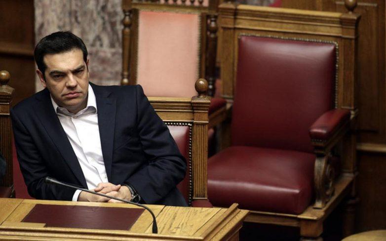 Δοκιμασία Αλ. Τσίπρα στη Βουλή