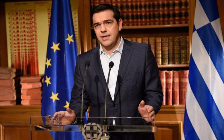 Τσίπρας: «Το προσφυγικό πρέπει να αντιμετωπιστεί ως κοινό ευρωπαϊκό πρόβλημα»