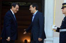 Συνάντηση Πρωθυπουργού με Πρόεδρο Κυπριακής Δημοκρατίας