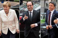 Δίχασε τους ηγέτες της Ευρωζώνης το ελληνικό ζήτημα