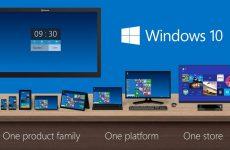 Διαθέσιμα τα Windows 10