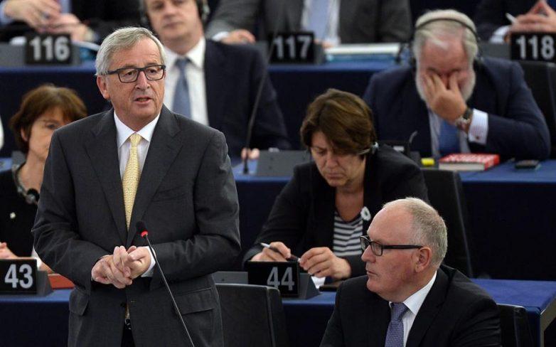 Γιουνκέρ: «Κλειδί» για την Ελλάδα η εφαρμογή των μεταρρυθμίσεων