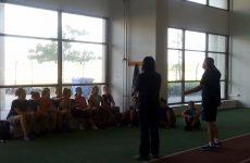 Ξεκίνημα με φιλοδοξίες για τα κορίτσια της Νίκης (φωτογραφίες – δηλώσεις Στεργιόπουλου)