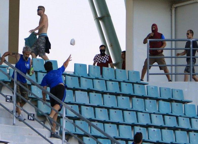 Απαγόρευση μετακίνησης φιλάθλων στον αγώνα Νίκη Βόλου – Ολυμπιακός Β.