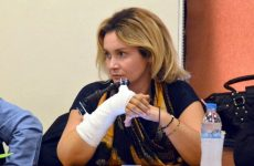 Αντιδήμαρχος Παιδείας η Βιολέττα Καντόλα