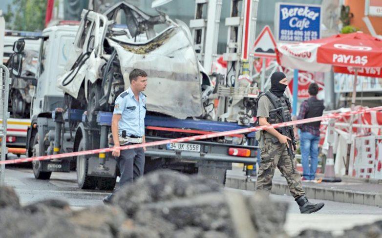 Επιθέσεις εναντίον του αμερικανικού προξενείου στη Τουρκία
