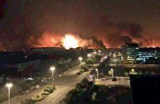 Πολύνεκρη έκρηξη πυρομαχικών σε λιμάνι της Κίνας
