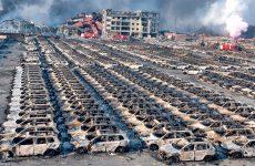 Κίνα: Ξεπέρασαν τους 100 οι νεκροί στο Τιαντζίν