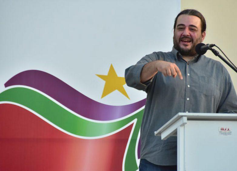 Παραίτηση με διαφωνίες του γραμματέα του ΣΥΡΙΖΑ