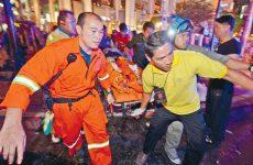 Πολύνεκρη έκρηξη στην καρδιά της Μπανγκόκ