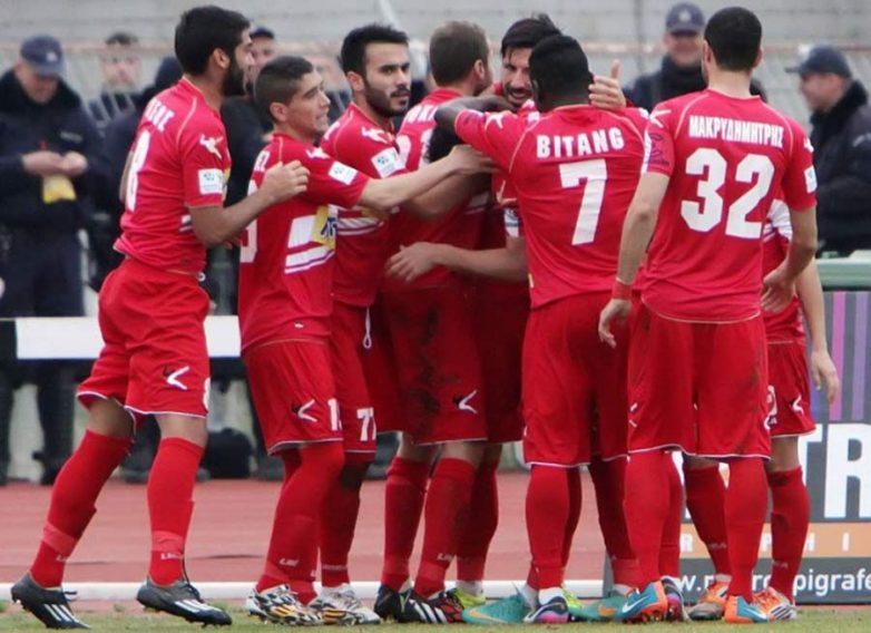 """Ισόπαλο """"το φιλικό των δοκιμών"""" στη Λαμία (0-0)"""