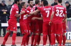 Πέρασε «αέρας» από τον Τύρναβο ο Ολυμπιακός (0-4)