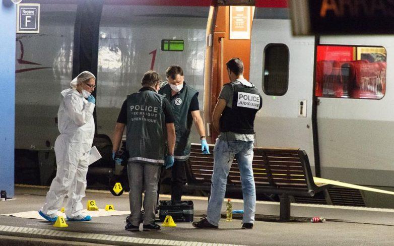 Γαλλία: Τρεις τραυματίες σε επίθεση ενόπλου σε τρένο