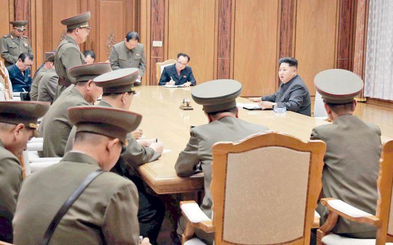 Επί ποδός πολέμου βρίσκεται η Βόρεια Κορέα