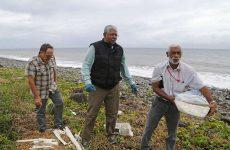 Νέα συντρίμμια αεροσκάφους βρέθηκαν στο νησί Λα Ρεϊνιόν