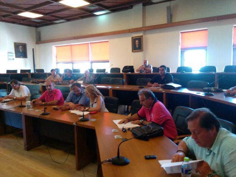 Ένταση στην ΕΠΖ για τη μονοδρόμηση  των οδών Καραμπατζάκη και Ζάχου