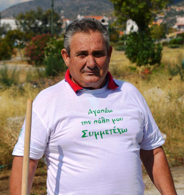 Σε  αργία  ο αντιδήμαρχος Βόλου Δημήτριος Καντόλας