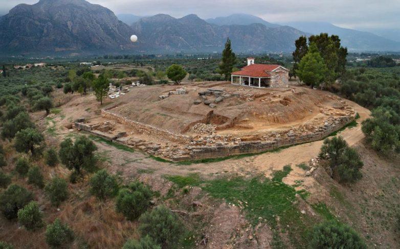Ενα νέο μυκηναϊκό ανάκτορο κι ένα Ιερό του Απόλλωνα ανακαλύφθηκαν στην Λακωνία