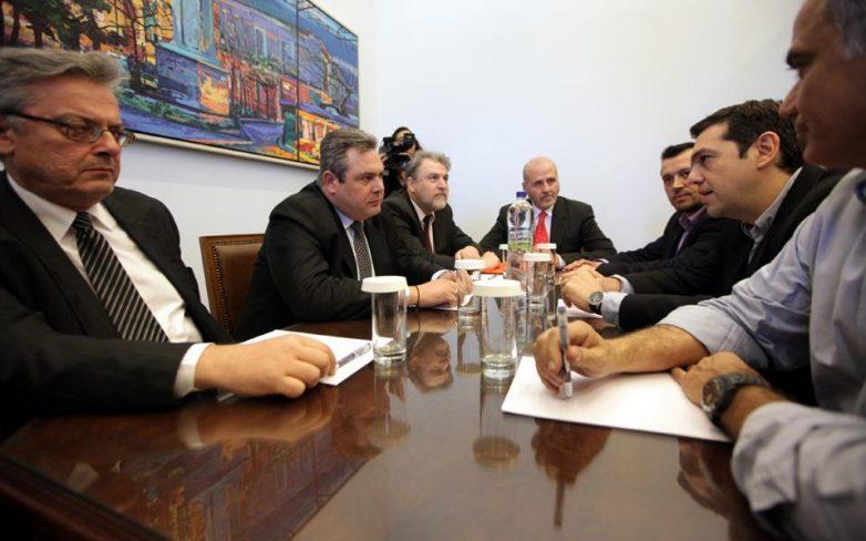 Δημοσκόπηση: Κάτω από τη βάση η κυβέρνηση ΣΥΡΙΖΑ – ΑΝΕΛ