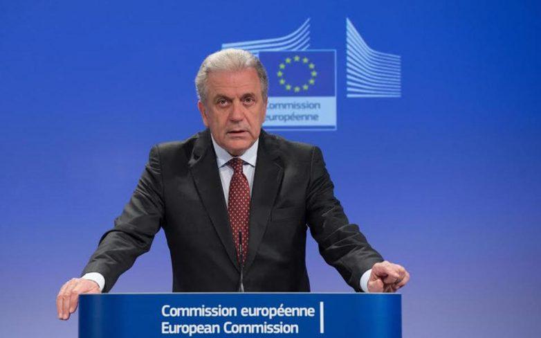 Δ. Αβραμόπουλος: Μόνο ευρωπαϊκή η λύση στο μεταναστευτικό