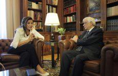 Παυλόπουλος με Μπακογιάννη: «Η Ευρώπη ξεχνά ότι τα ελληνικά σύνορα είναι και ευρωπαϊκά»