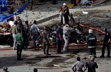 Φορτηγό «έσπειρε» τον θάνατο στη Βαγδάτη