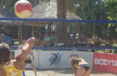 Ολοκληρώθηκαν οι Πανελλήνιοι αγώνες beach voley κ16  στο «Καρνάγιο»
