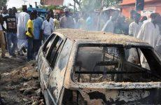Πενήντα νεκροί από έκρηξη σε αγορά της Νιγηρίας
