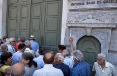 Στα 1.800 ευρώ ανά μήνα οι αναλήψεις μετρητών από την Παρασκευή