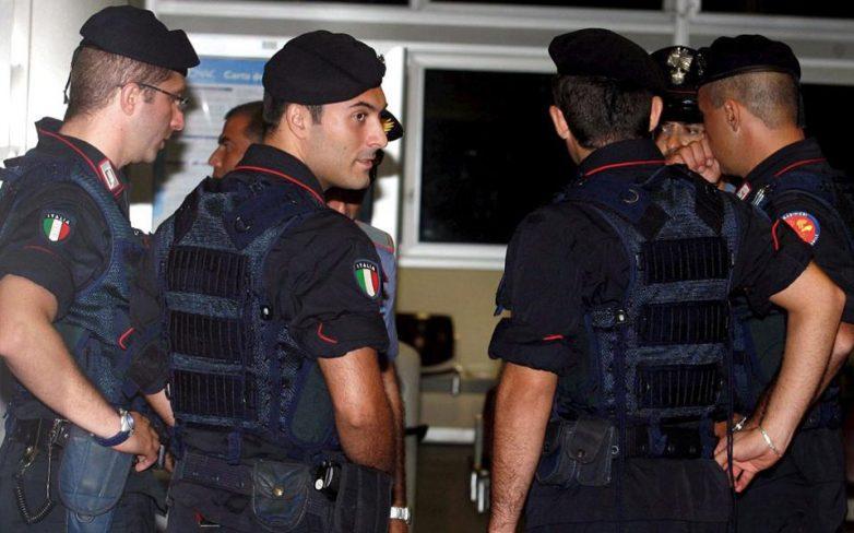 Ιταλία: Συλλήψεις μαφιόζων στην περιοχή του Τράπανι